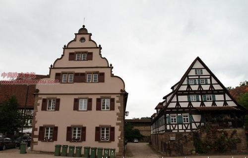 Maulbronn的修道院5