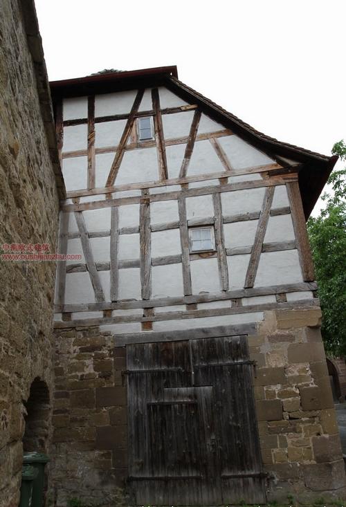 Maulbronn的修道院11