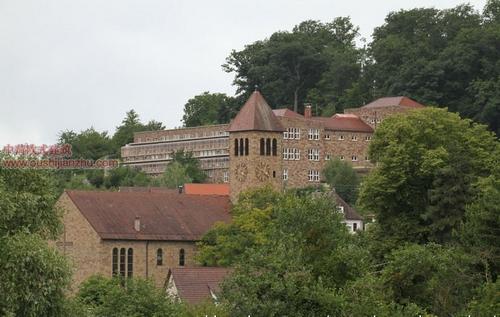 Maulbronn的修道院16