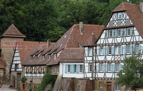 Maulbronn的修道院15