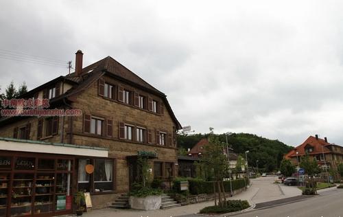 Maulbronn的修道院17