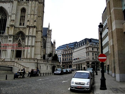 布鲁塞尔圣米歇尔大教堂3