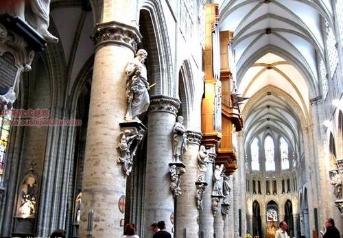 布鲁塞尔圣米歇尔大教堂9