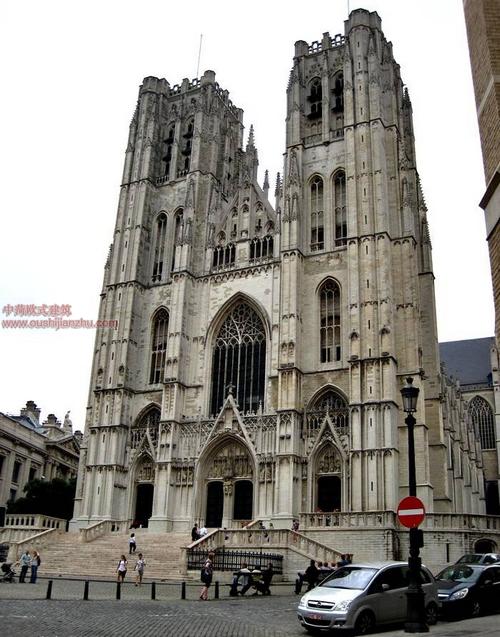 布鲁塞尔圣米歇尔大教堂1