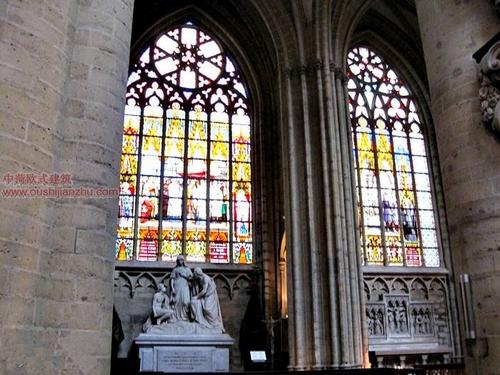 布鲁塞尔圣米歇尔大教堂12