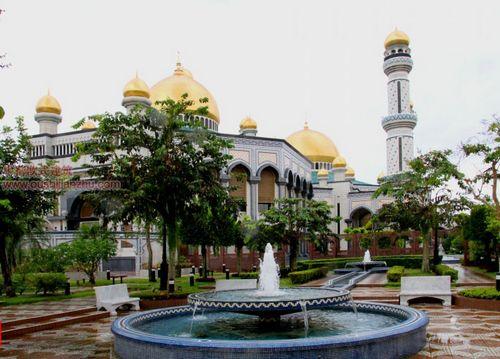 文莱杰米清真寺7