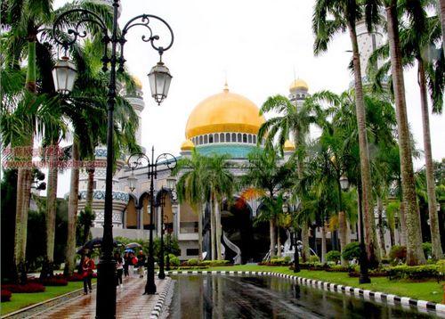 文莱杰米清真寺4