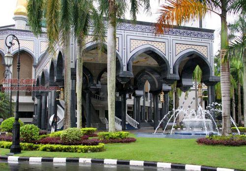 文莱杰米清真寺6