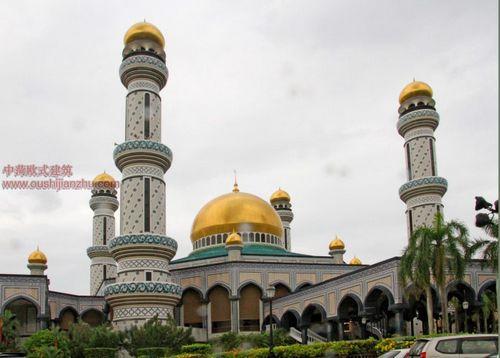文莱杰米清真寺1