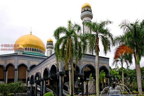 文莱杰米清真寺5