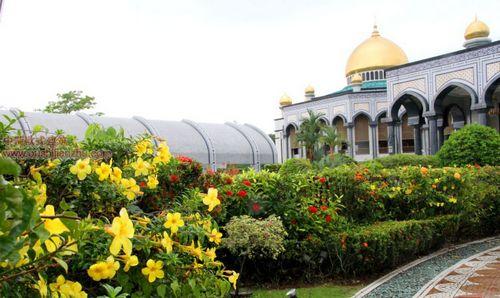 文莱杰米清真寺14