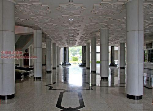 文莱杰米清真寺11
