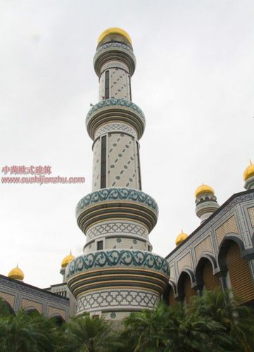 文莱杰米清真寺13