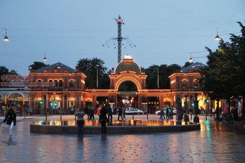 哥本哈根夜景6