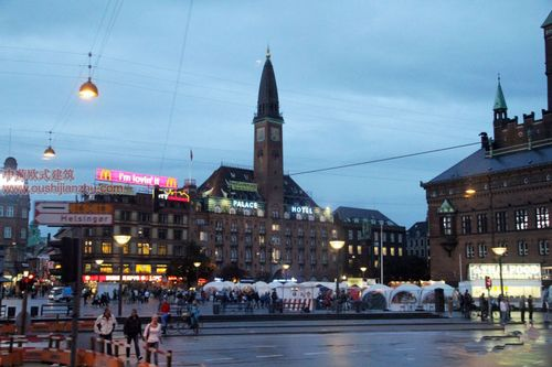 哥本哈根夜景2