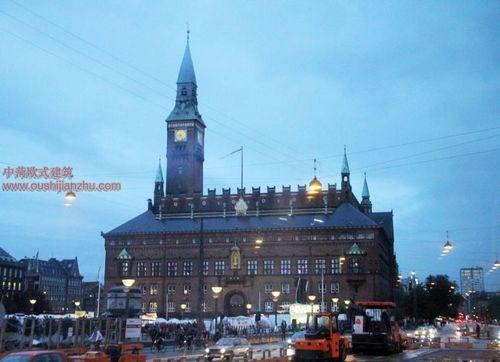 哥本哈根夜景1