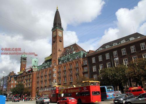 哥本哈根街景1