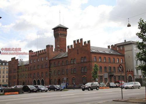 哥本哈根街景5