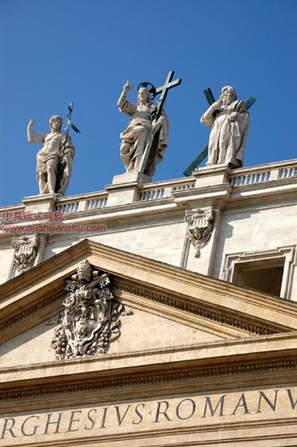 圣彼得大教堂7
