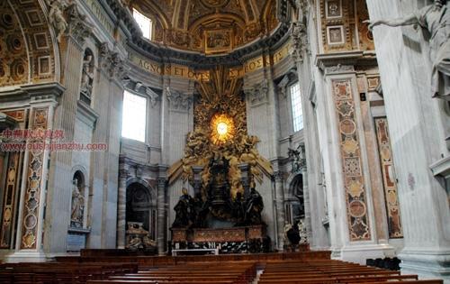 圣彼得大教堂10