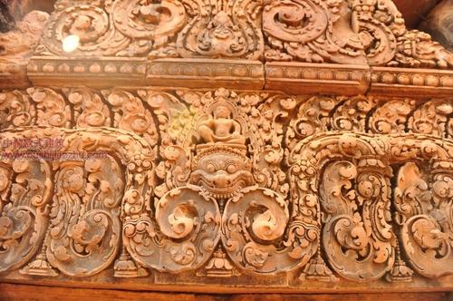 柬埔寨女王宫3