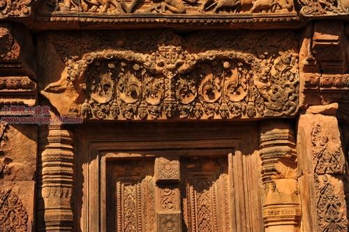 柬埔寨女王宫5