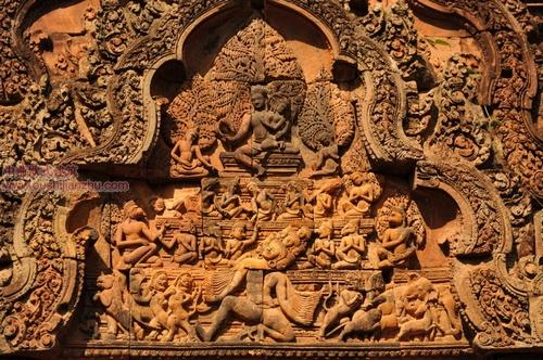柬埔寨女王宫4
