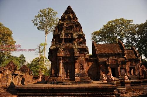 柬埔寨女王宫6