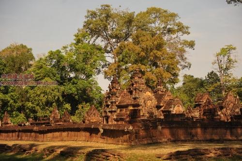 柬埔寨女王宫8
