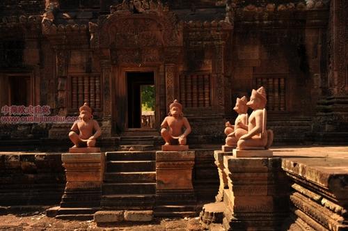 柬埔寨女王宫7