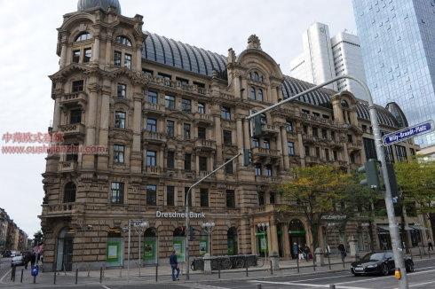 德累斯登银行总部大厦