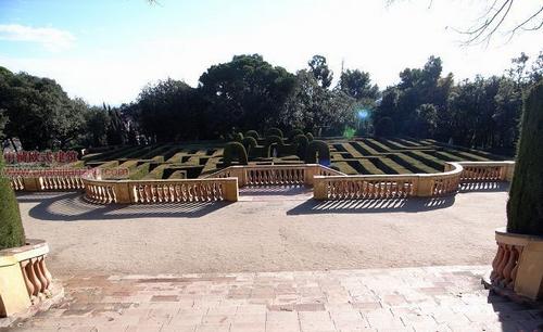 巴塞罗那迷宫公园5