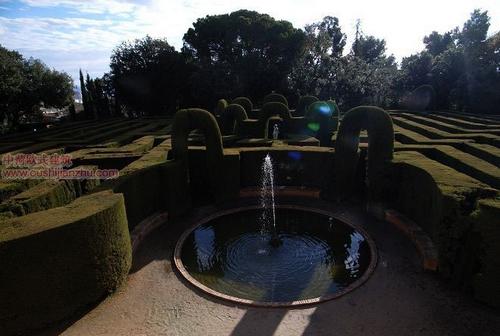 巴塞罗那迷宫公园4