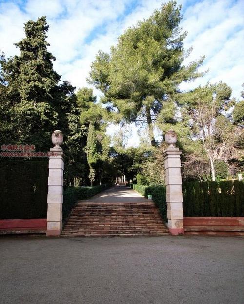 巴塞罗那迷宫公园2