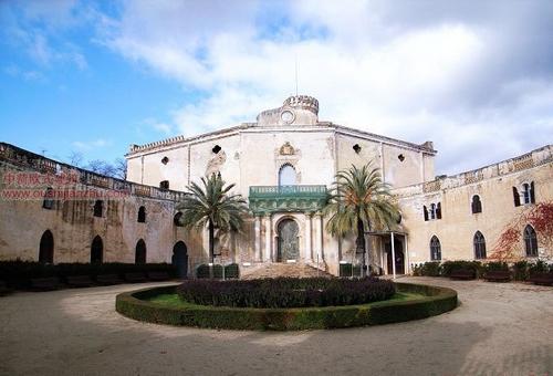 巴塞罗那迷宫公园1