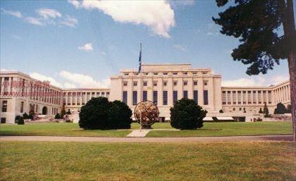 日内瓦万国宫1