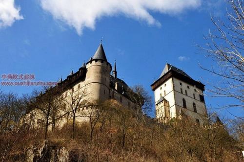 捷克卡尔斯坦城堡1
