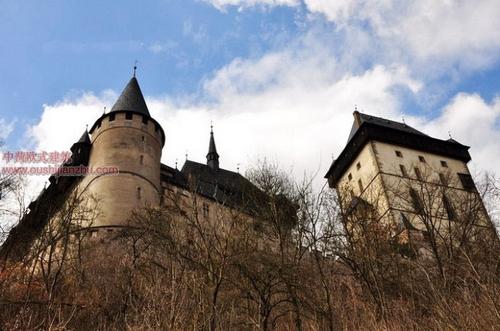 捷克卡尔斯坦城堡16