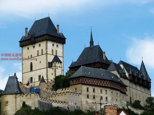 捷克卡尔斯坦城堡18