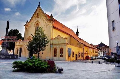 斯洛伐克首都布拉提斯拉瓦3