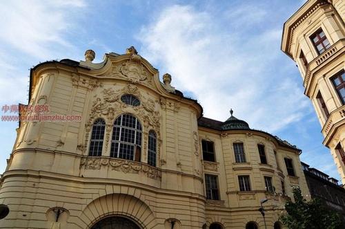 斯洛伐克首都布拉提斯拉瓦5