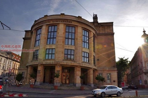 斯洛伐克首都布拉提斯拉瓦2