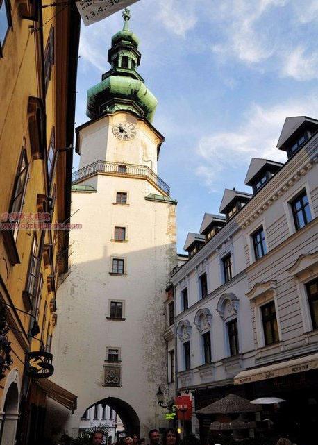斯洛伐克首都布拉提斯拉瓦7