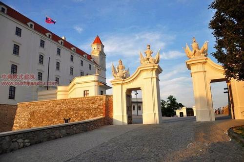 斯洛伐克首都布拉提斯拉瓦15