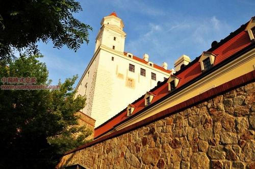 斯洛伐克首都布拉提斯拉瓦11