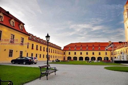 斯洛伐克首都布拉提斯拉瓦13