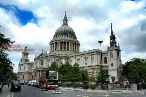 伦敦圣保罗大教堂5