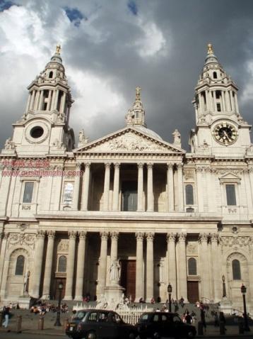 伦敦圣保罗大教堂7