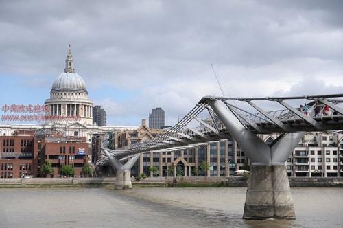 伦敦圣保罗大教堂1
