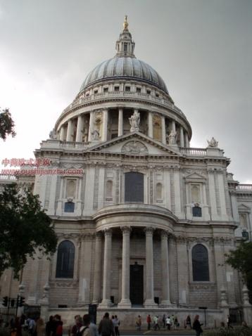 伦敦圣保罗大教堂6